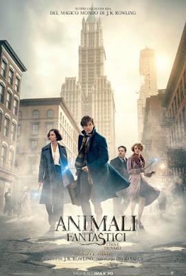 """""""ANIMALI FANTASTICI E DOVE TROVARLI"""" (2016) – La recensione"""