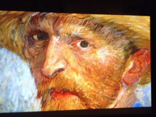 "MOSTRA ""Van Gogh Alive – The Experience Roma"""