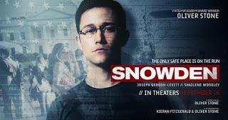 SNOWDEN (2016) – La recensione