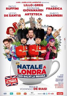 NATALE A LONDRA: DIO SALVI LA REGINA (2016) – La recensione
