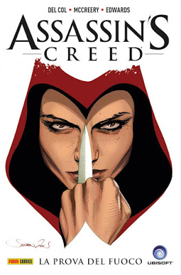 ASSASSIN'S CREED 1: LA PROVA DEL FUOCO (PANINI COMICS)