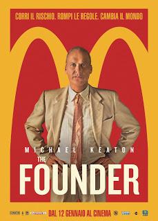 """""""THE FOUNDER"""" (2016) – La recensione del film con MICHAEL KEATON"""