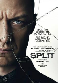 """""""SPLIT"""" (2016) – La recensione"""