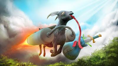 RUBRICA VIDEOGIOCHI: Goat Simulator, Killing Floor 2, Nobunaga's Ambition: Sphere of Influence
