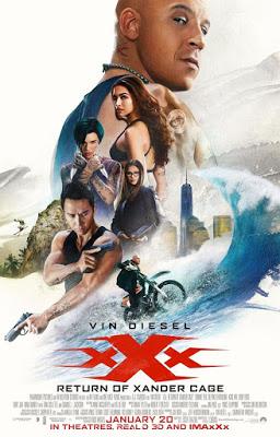 """""""XXX: IL RITORNO DI XANDER CAGE"""" – La recensione del film con VIN DIESEL"""