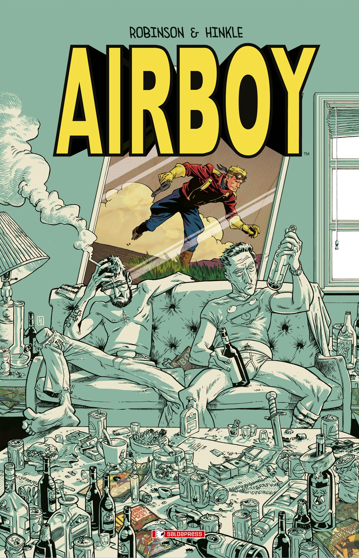 """""""AIRBOY"""" – LA RECENSIONE"""