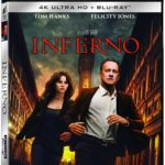 """INFERNO"" da mercoledì in DVD, Blu-ray e 4K Ultra HD con Universal Pictures Home Entertainment Italia"
