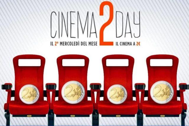 Al cinema con 2 euro, Cinema2Day prorogato per tre mesi