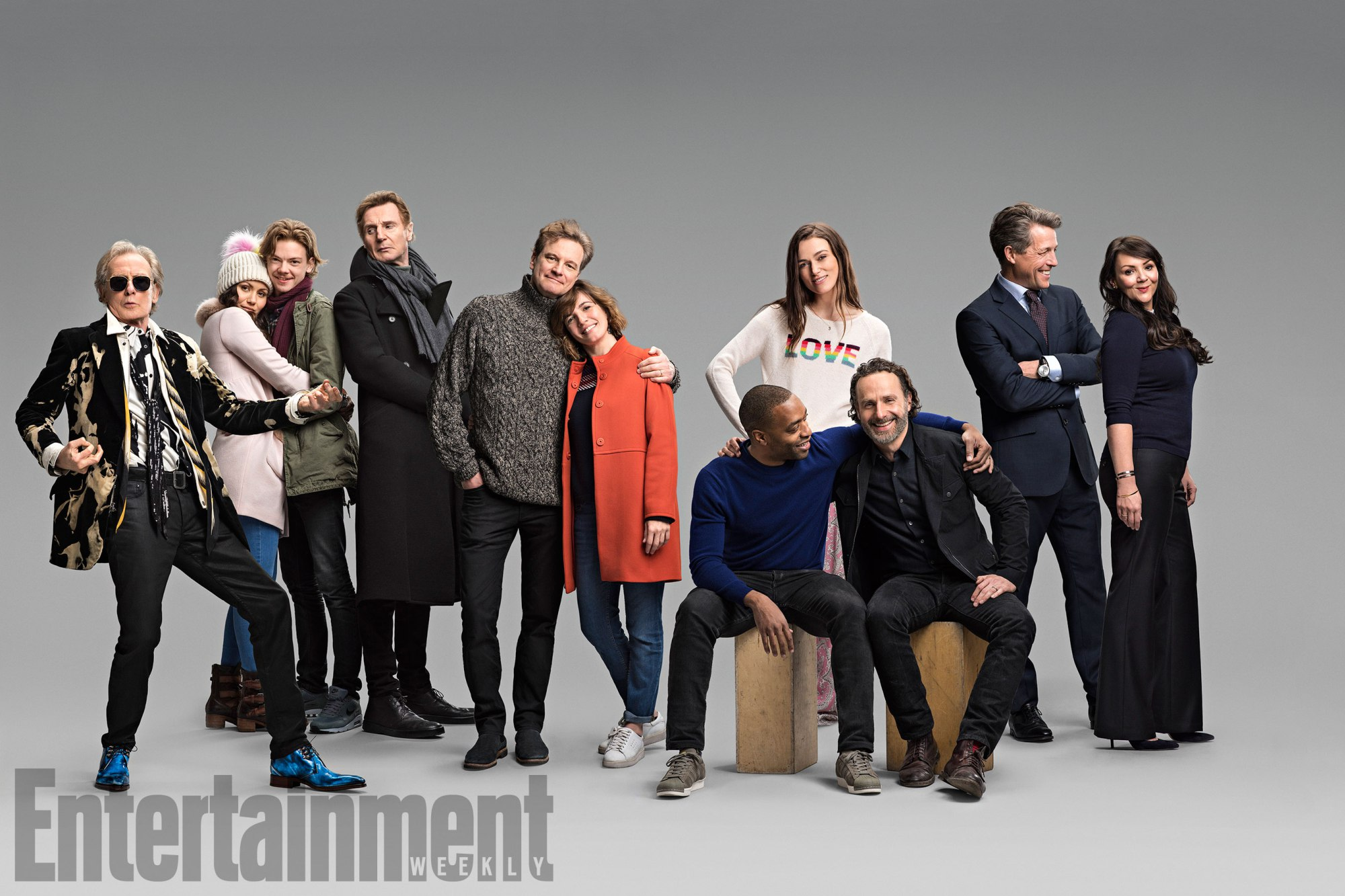 FOTO E TRAILER DEL MINI-SEQUEL DI LOVE ACTUALLY