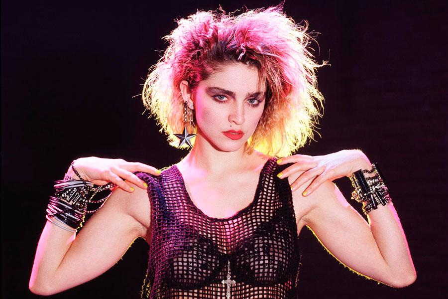 Uscirà il film biografico su Madonna