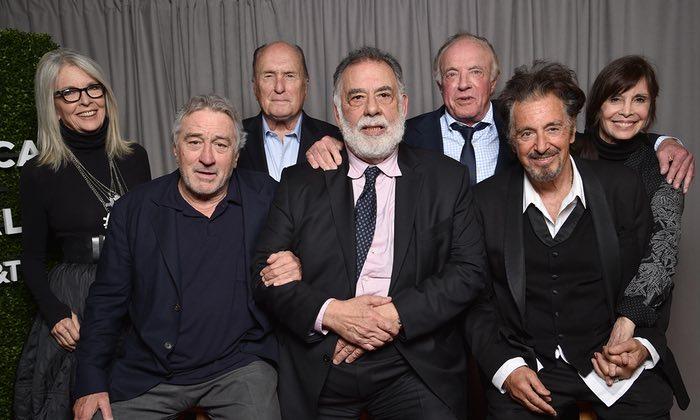"""Reunion per il cast di """"IL PADRINO"""" e alcune rivelazioni sul film"""