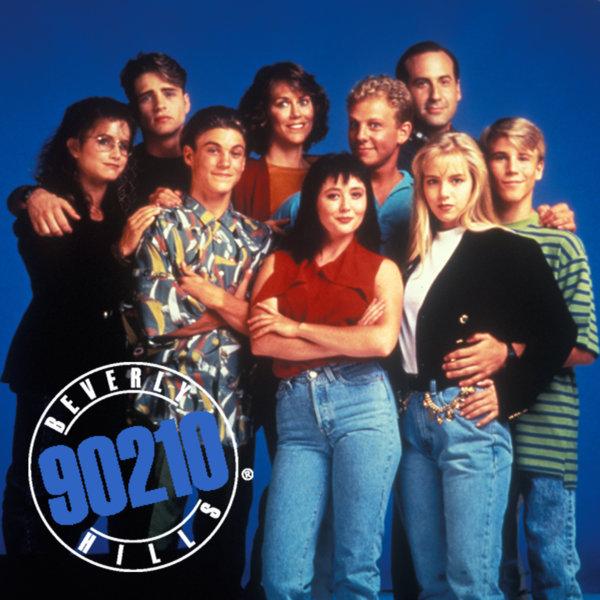 """Oggi alla 10 """"Beverly hills 90210"""" torna in tv con i primi 11 episodi della prima stagione"""