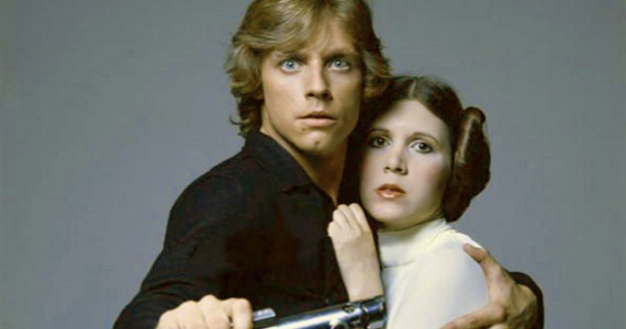 """Star Wars Celebration – MARK HAMILL SU CARRIE FISHER: """"Una parte di me era innamorata di lei""""."""