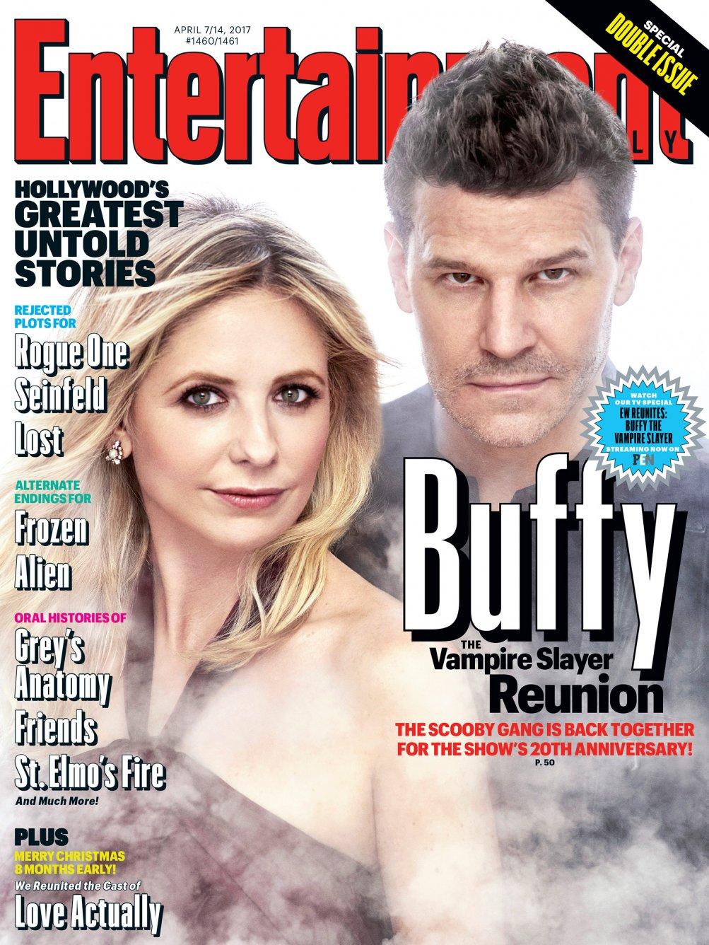 Buon compleanno Sarah Michelle Gellar : la nostra Buffy compie 40 anni
