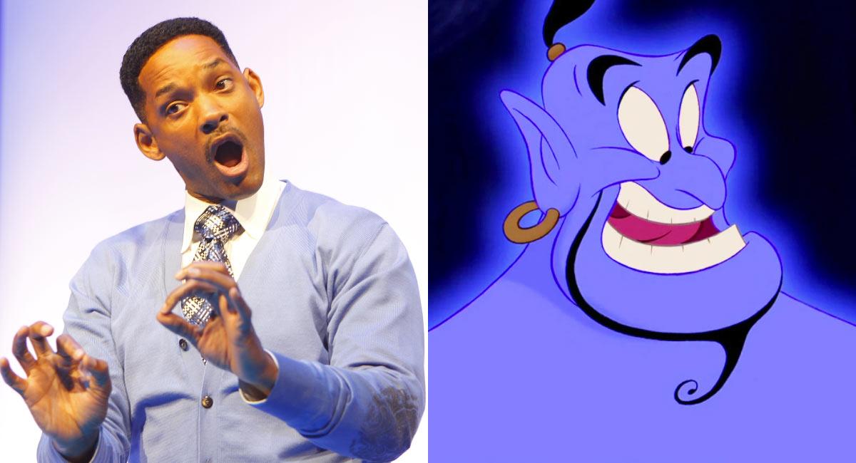 Aladdin: Will Smith protagonista del prossimo live-action Disney?