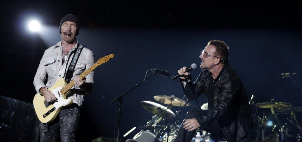 NUOVA INEDITA CANZONE DEGLI U2 AL PRIMO CONCERTO DEL JOSHUA TREE TOUR