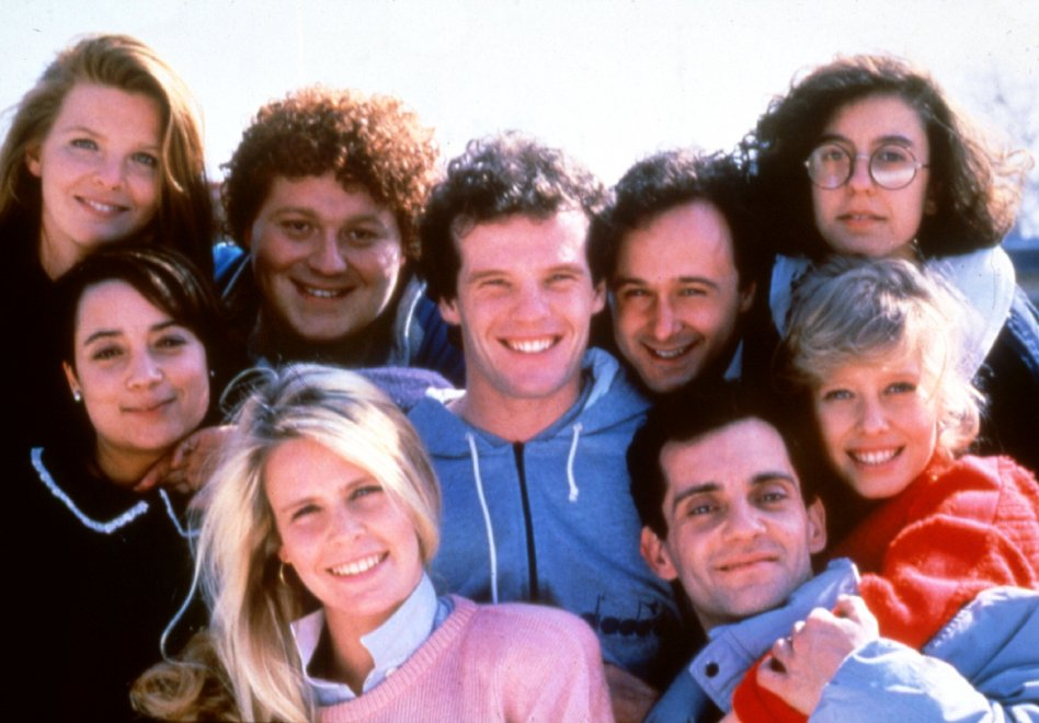 I RAGAZZI DELLA TERZA C: i liceali degli anni 80