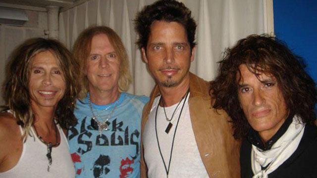 U2, Metallica e Aerosmith omaggiano Chris Cornell nei loro concerti. Ecco i video