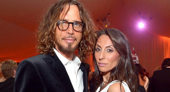 La moglie di Chris Cornell scrive una lettera aperta al marito