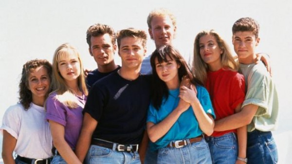 Beverly Hills 90210: la maratona oggi in tv.
