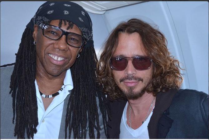Il saluto di Jimmy Page, Nile Rodgers e tanti altri musicisti a Chris Cornell, morto suicida