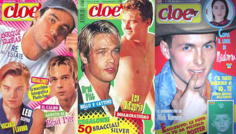 CIOÈ, la rivista di tutti gli adolescenti degli anni 80-90 (Amarcord)