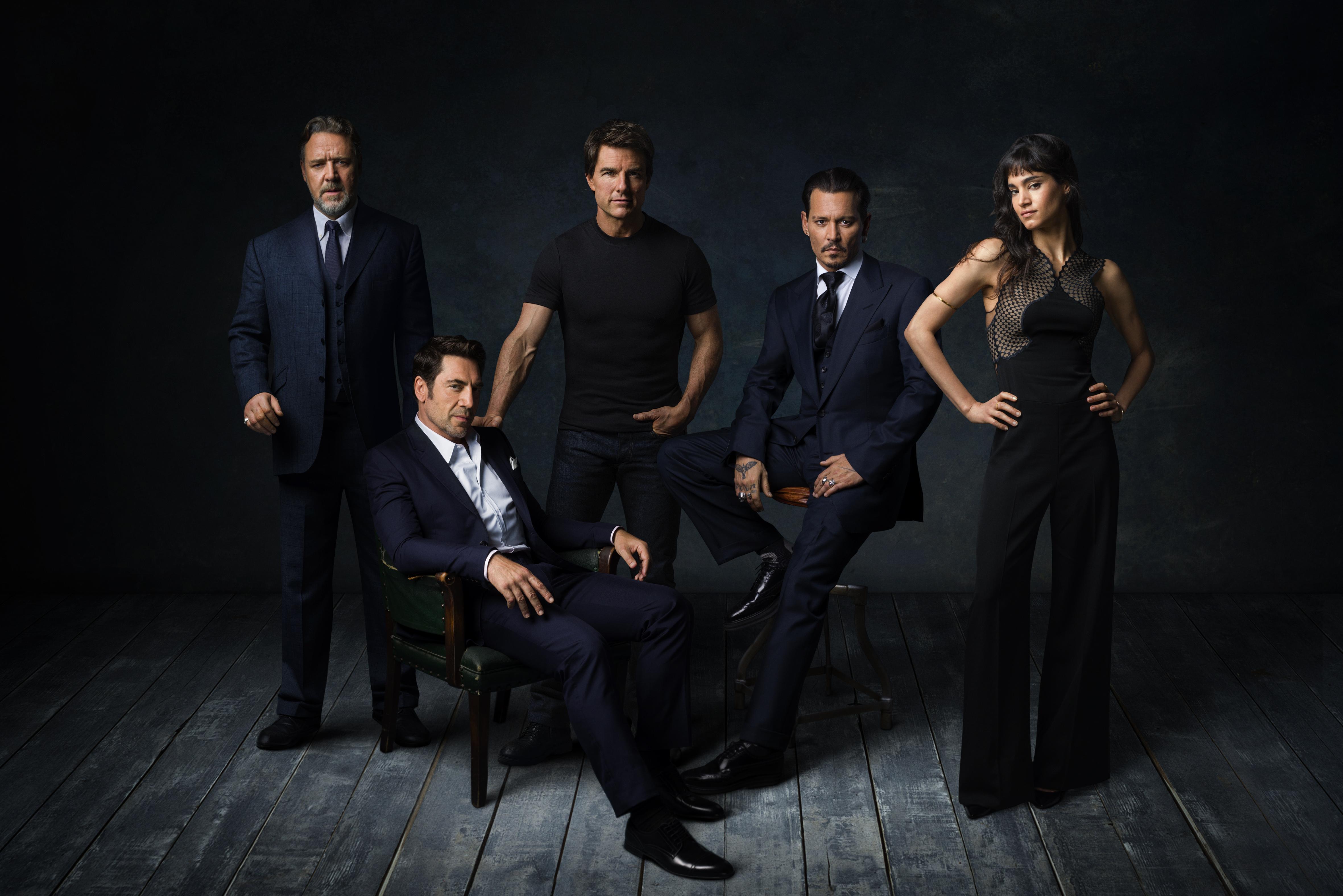 Il primo film Dark Universe sarà La Mummia con Tom Cruise, Russell Crowe e Sofia Boutella