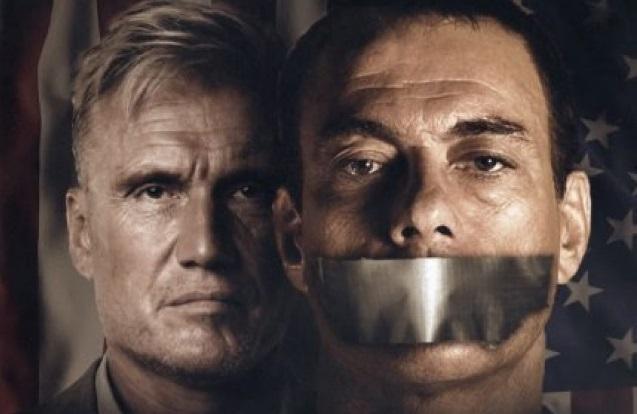 Jean-Claude Van Damme e Dolph Lundgren di nuovo insieme in Black Water