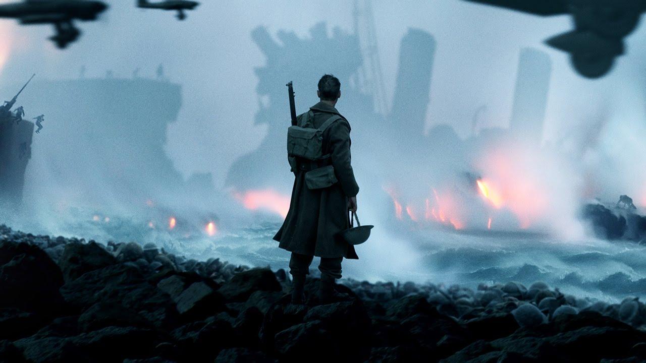 DUNKIRK: ecco il trailer del nuovo film di Christopher Nolan