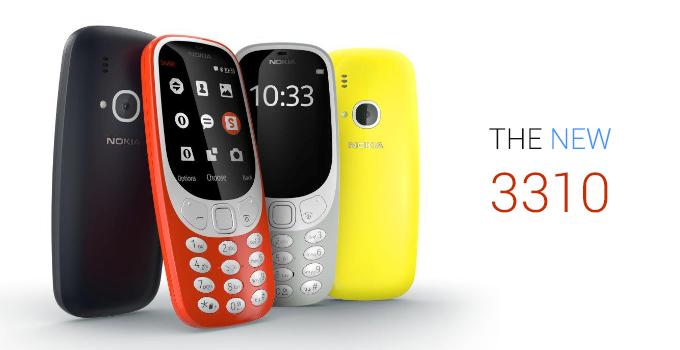 Il Nokia 3310 arriva in Italia : svelata la data d'uscita.