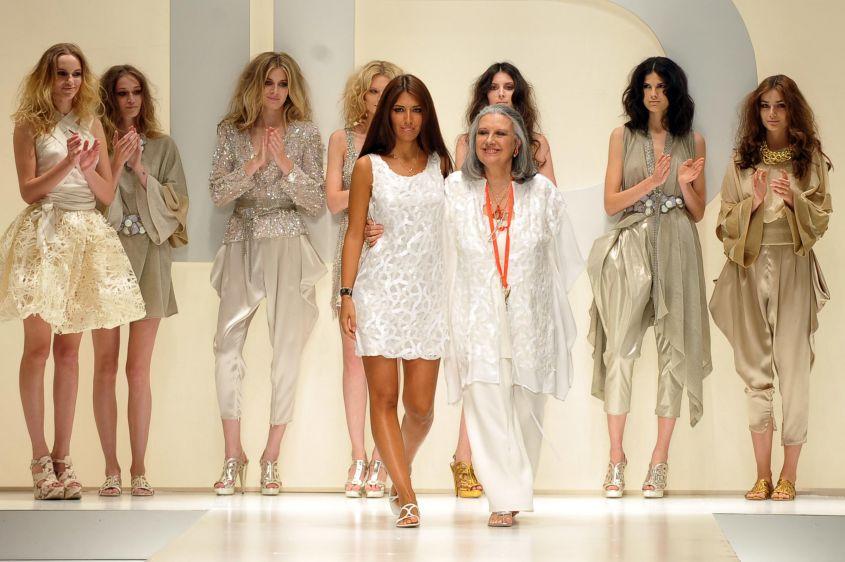 Addio a Laura Biagiotti, una delle regine della moda