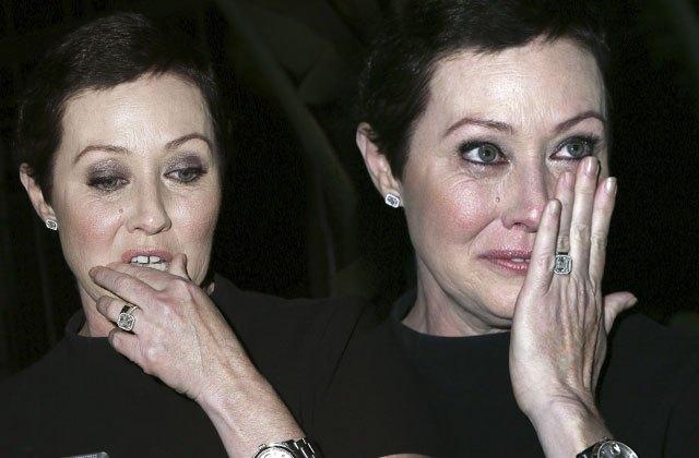 """Shannen Doherty alla prima uscita pubblica : """"Ho ufficialmente sconfitto il cancro"""""""