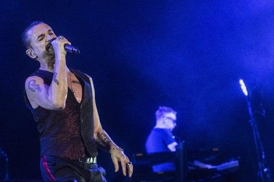 Depeche Mode: trionfo a Roma per la band di Dave Gahan (resoconto)