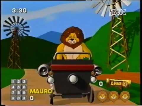 The Lion Trophy Show: i segreti del gioco dove il telefono diventava un joypad