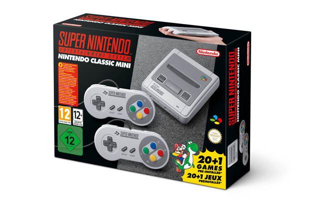 Gli anni 90 tornano ancora: arriva il Nintendo Classic Mini Super Nintendo