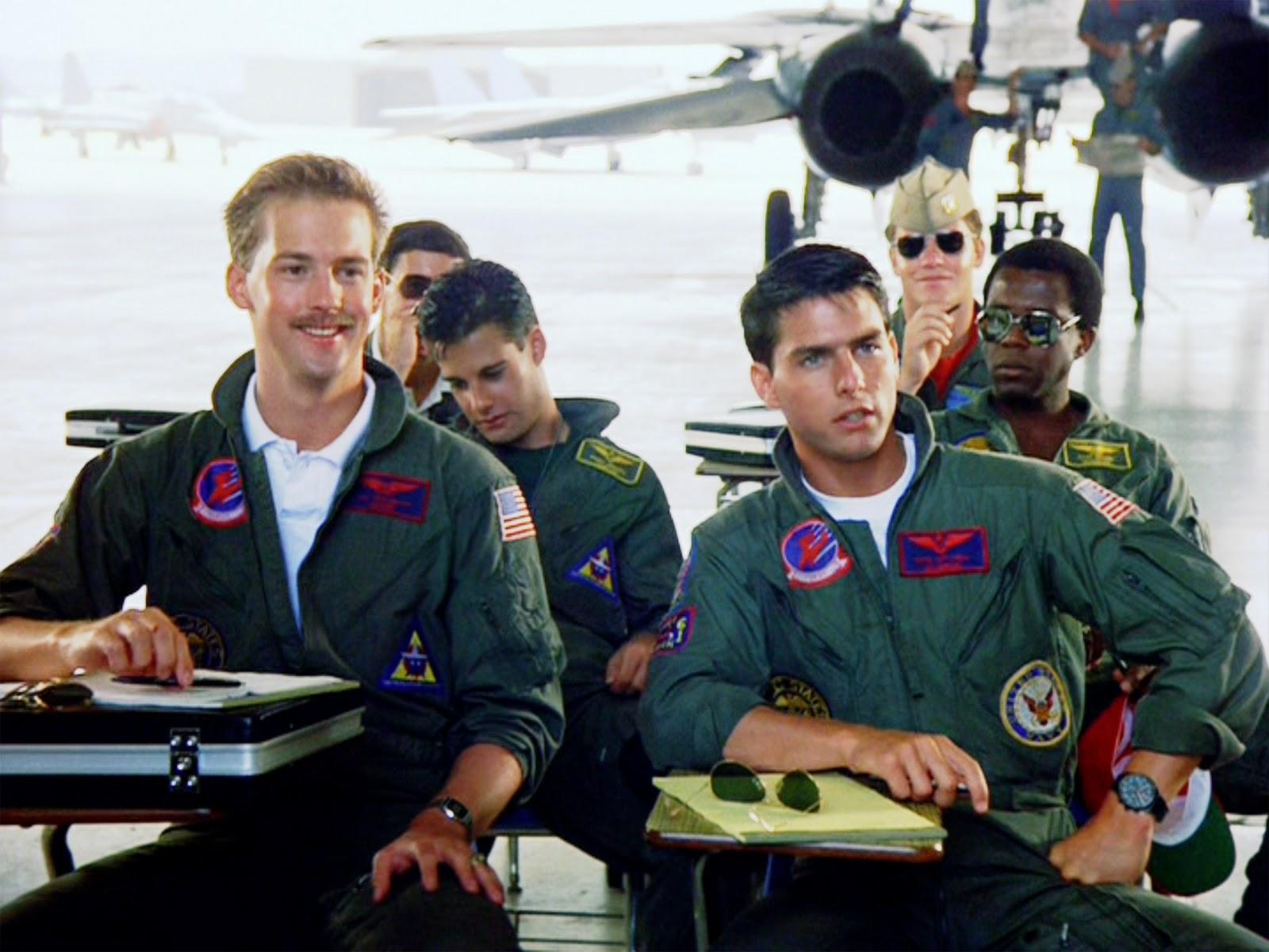 Top Gun sequel: Anthony Edward vuole ritornare come 'fantasma di Goose' (video)
