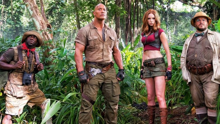 Jumanji: Welcome to the Jungle, primo trailer