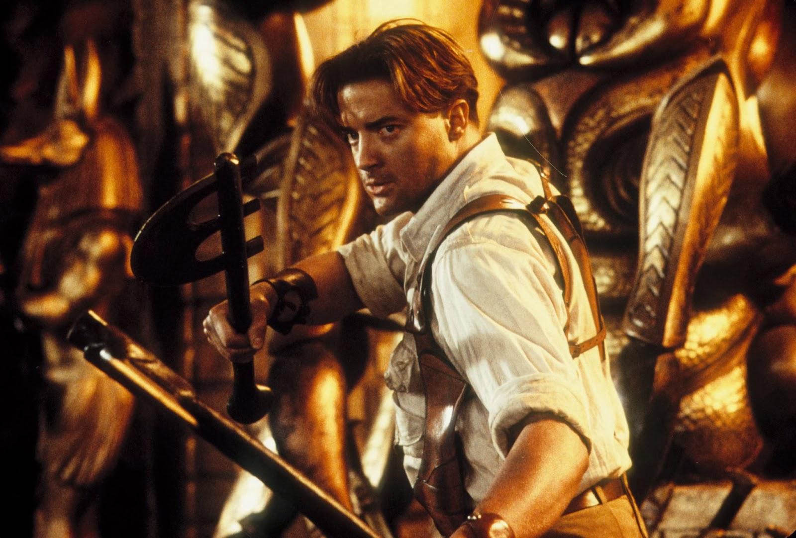 """Brendan Fraser rivela i suoi pensieri sul reboot di """"La Mummia"""" con Tom Cruise"""