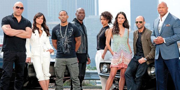 Gli attori di Fast and Furious fanno gli auguri a Vin Diesel per i suoi 50 anni