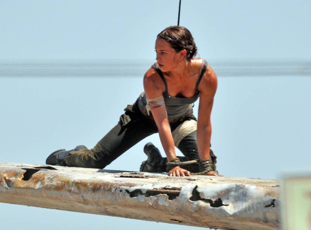 Alicia Vikander racconta la sua Lara Croft nel film di Tomb Raider + nuove foto!