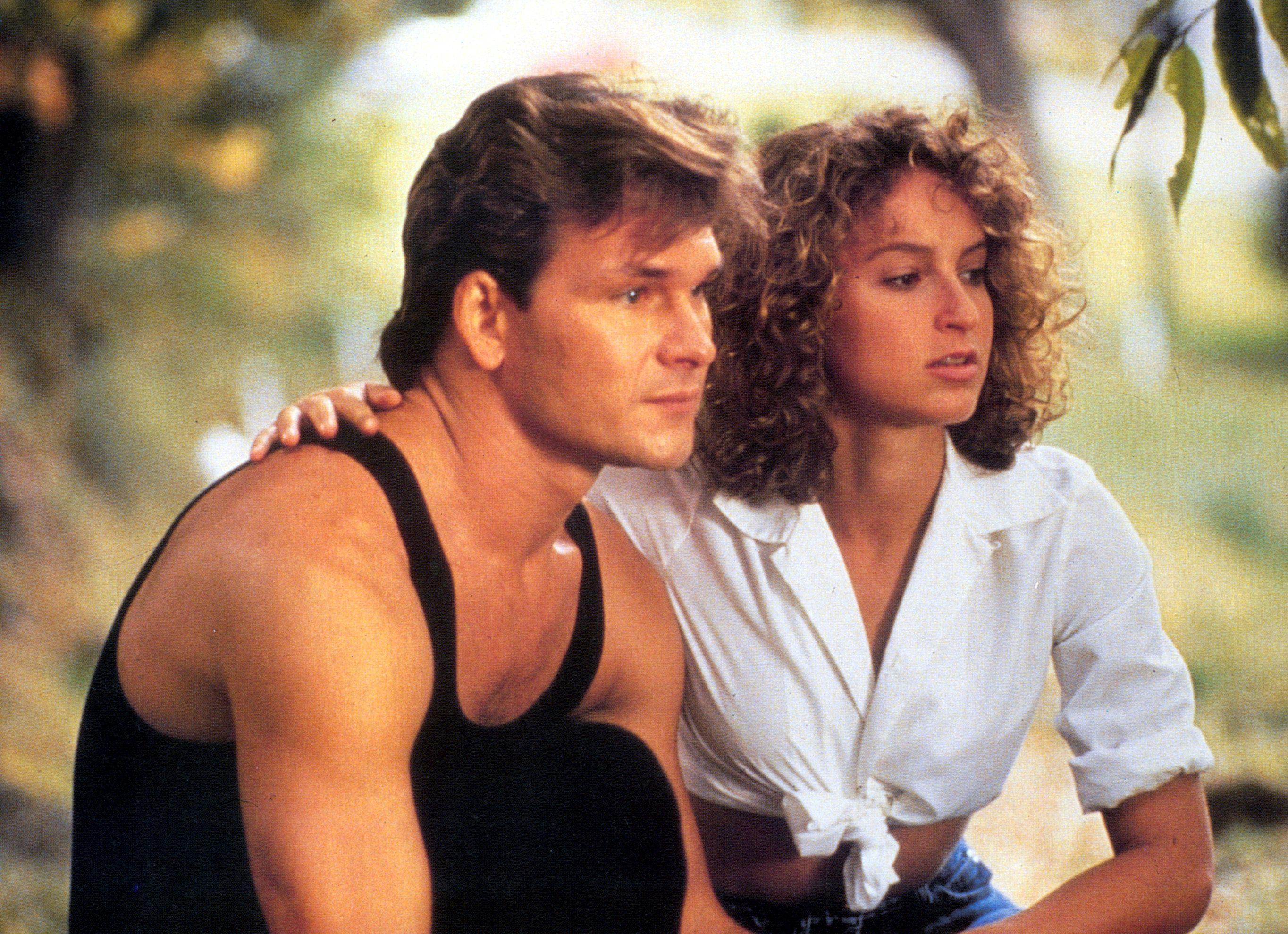 """""""Dirty Dancing"""" compie 30 anni! Foto della première del 1987"""