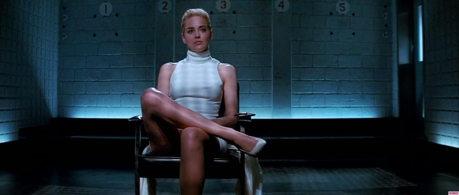 """Sharon Stone condivide il video della sua audizione per """"Basic Instinct"""""""