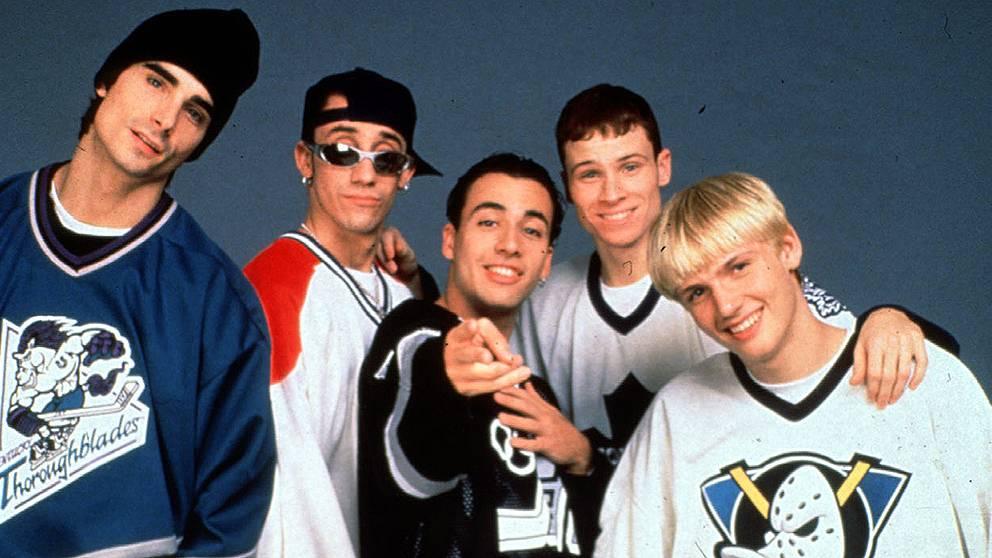 20 anni di Backstreet Boys