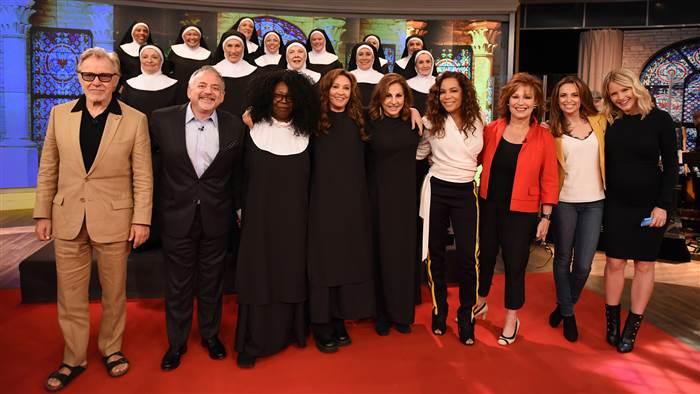 Sister Act, quella reunion dopo 25 anni con Whoopi Goldberg
