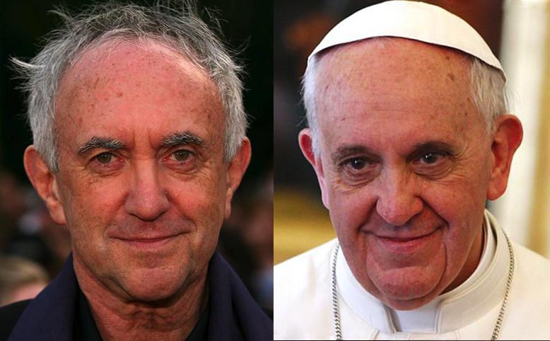 Jonathan Pryce interpreterà Papa Francesco!