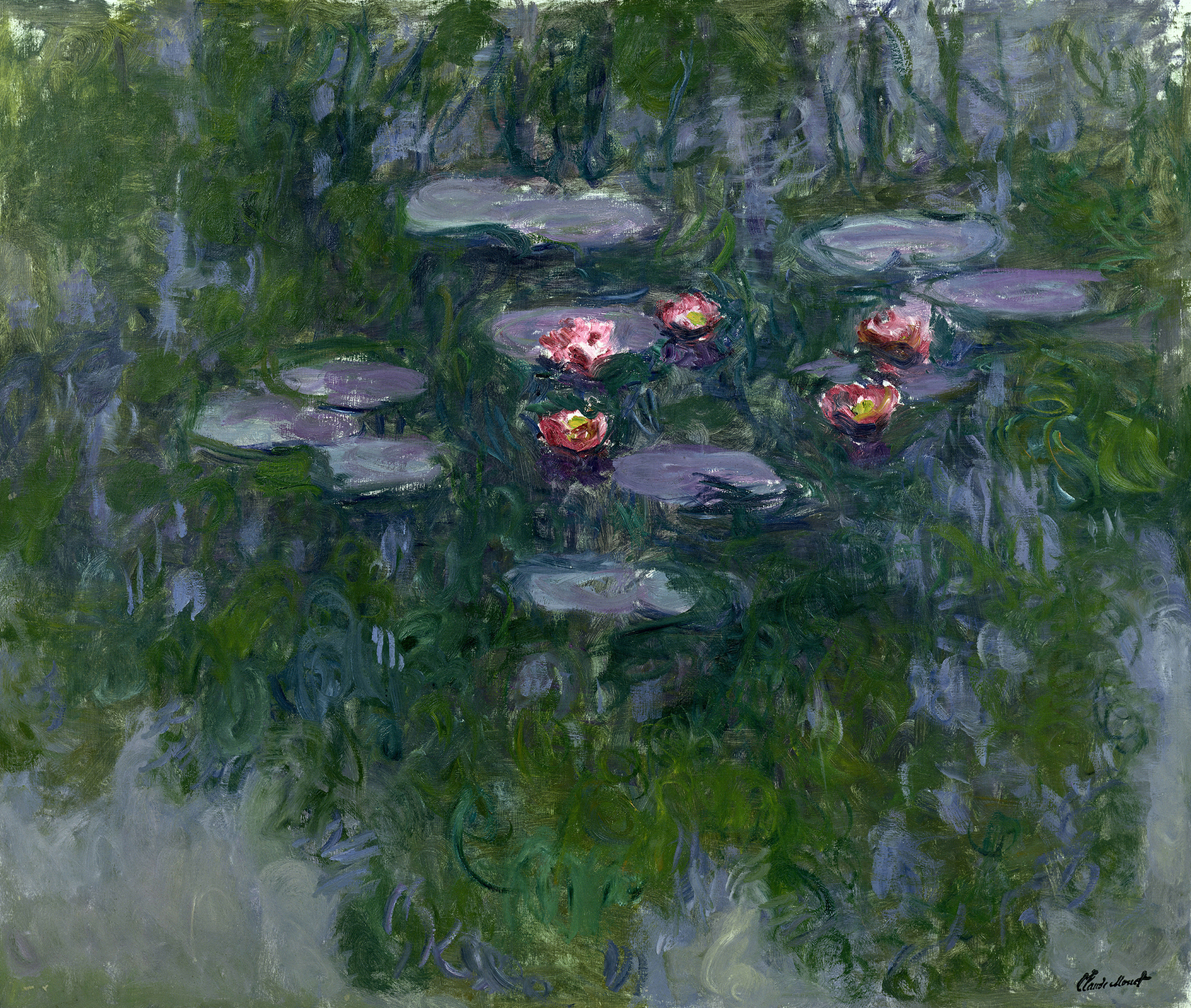 CLAUDE MONET IN MOSTRA A ROMA