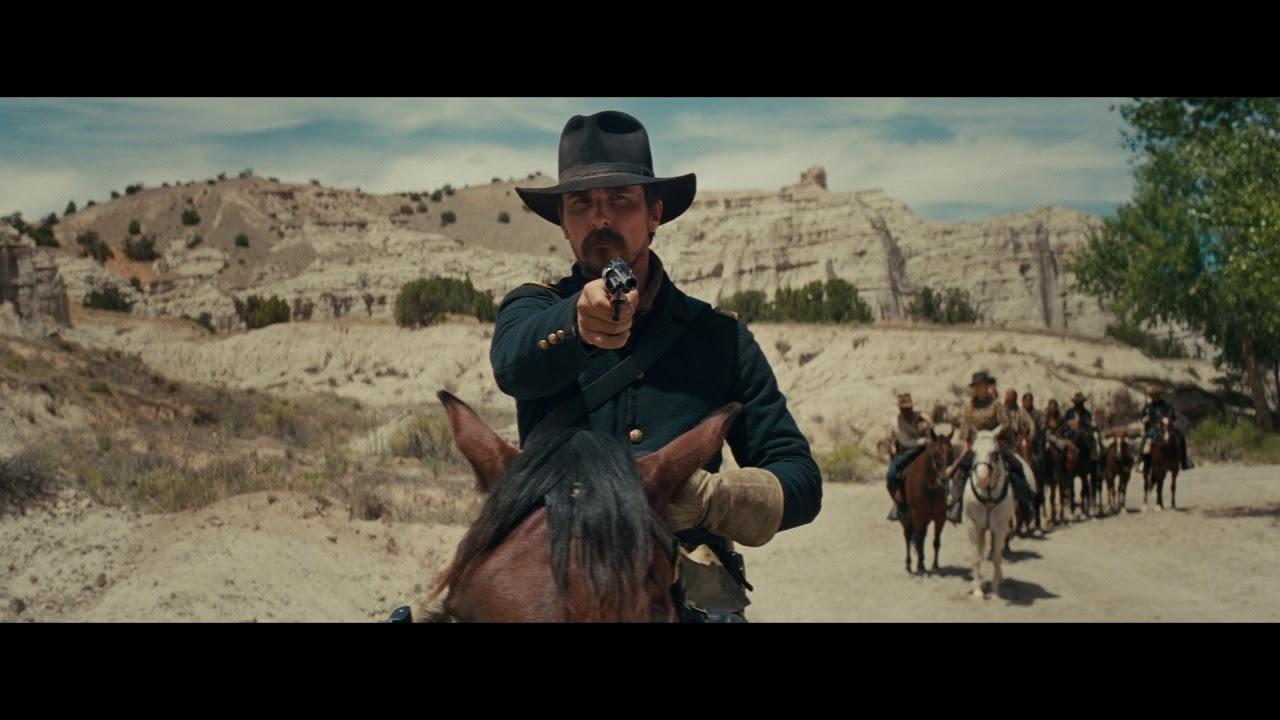 HOSTILES: recensione del western che ha aperto la Festa del Cinema di Roma