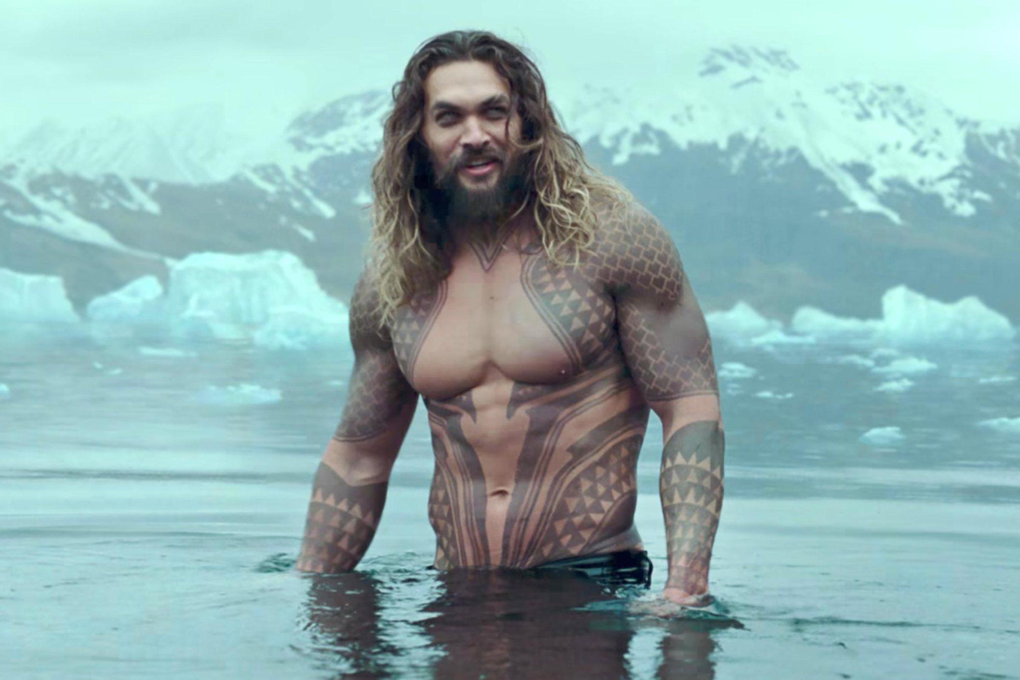 Aquaman: Jason Momoa e Amber Heard festeggiano la fine delle riprese