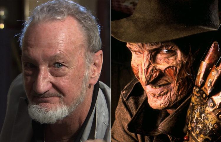 """Robert Englund: """"Sono troppo vecchio per interpretare ancora Freddy"""""""
