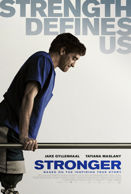 STRONGER : LA RECENSIONE DEL FILM CON JAKE GYLLENHAAL
